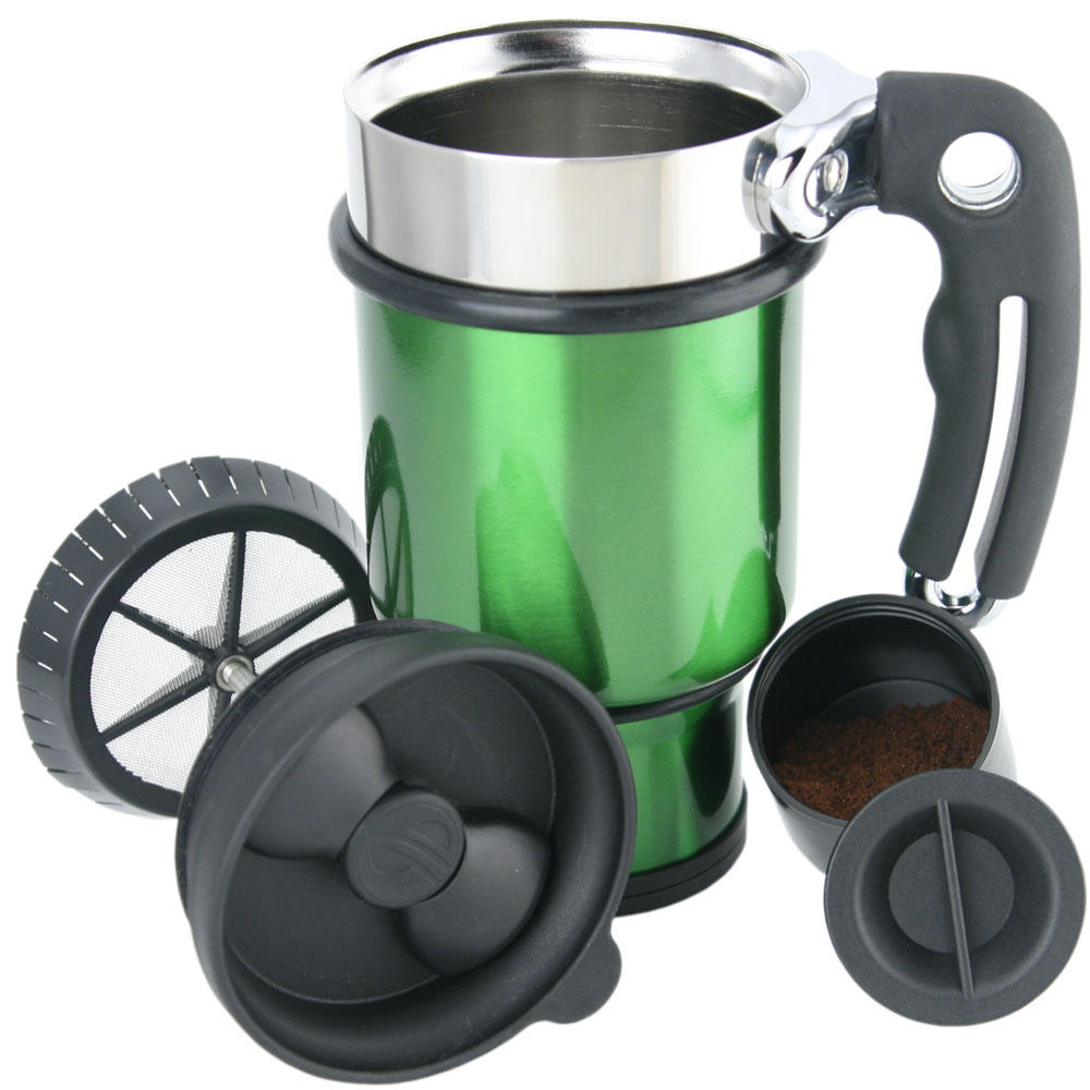 Travel Coffee Maker Press : Travel Tech Review Top 4 Travel French Presses