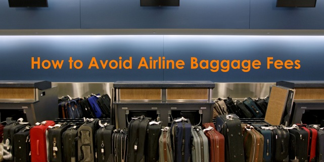 articles on airline baggage fees