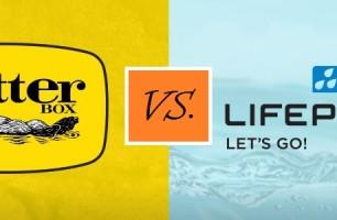 Otterbox vs Lifeproof